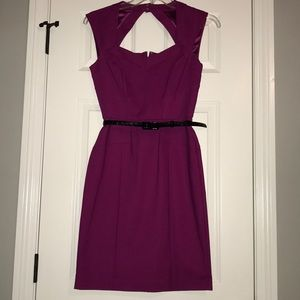 Pretty White House Black Market Dress